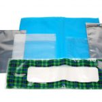 unprinted pouches